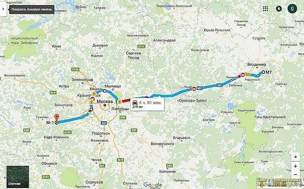 построить маршрут на автомобиле между городами с километражем вивус займ личный кабинет войти